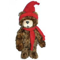 |Pattern - Woodrow Bear - 18""