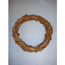 "Wreath - 10"" Grapevine"