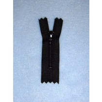 "Zipper - Doll - 2"" Black"