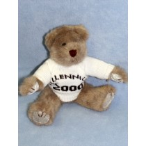 "|10-12"" Millennium Bear Sweater"