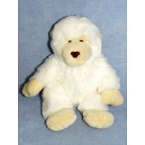"|10"" Create-A-Critter -White Monkey"