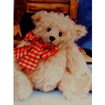 "|12"" Baby Ian Vintage Bear Pattern"