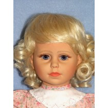 "|14-15"" Pale Blond Angelica Wig"