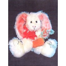 "|15"" Robbie Rabbit Pattern"
