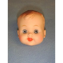 "|2 1_2"" Boy Doll Head"