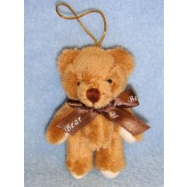 "|3"" Plush Bear - Assorted"