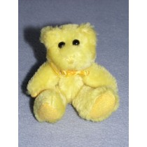 "|5"" Plush Pastel Bears - Asst Color"