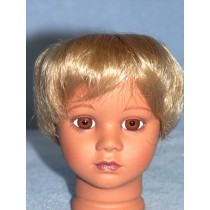 "|Wig - Johnny - 8""-9"" Blond"
