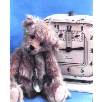 "|8"" Little Eddie Bear Pattern"