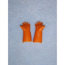 "|Baby Hands - 1 1_4"" Dark - 12 pair"