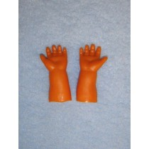 "|Baby Hands - 1 3_4"" Dark - 12 pair"