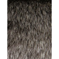 |Brown Fur Fabric