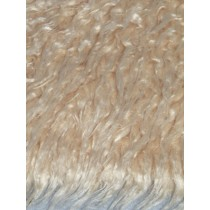  Champagne Frost Shaggy Fur