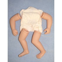 "|Corey Body Pack - Translucent - 22"" Doll"