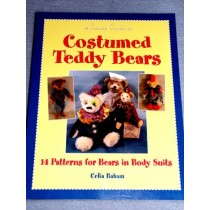 |Costumed Teddy Bears Book