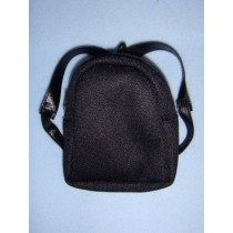|Doll Backpack - Black