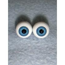 |Doll Eye - German Crystal Acrylic - 8mm Blue