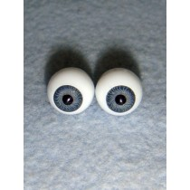|Doll Eye - German Crystal Acrylic - 8mm Gray