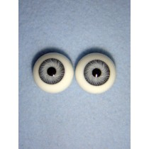 |Doll Eye - Karl's Glass - 16mm Gray