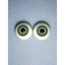  Doll Eye - Karl's Glass - 20mm Green