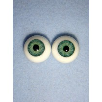  Doll Eye - Karl's Glass - 22mm Green