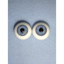 |Doll Eye - Karl's Natural-Looking Glass - 14mm Gray
