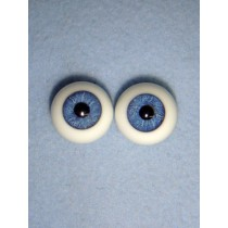 |Doll Eye - Karl's Natural-Looking Glass - 16mm Dark Blue