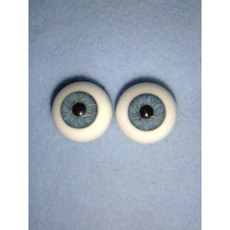 |Doll Eye - Karl's Natural-Looking Glass - 22mm Blue