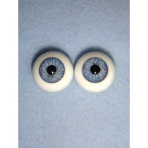 |Doll Eye - Karl's Natural-Looking Glass - 22mm Gray