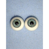 |Doll Eye - Karl's Natural-Looking Glass - 22mm Green