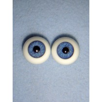  Doll Eye - Karl's Natural-Looking Glass - 24mm Dark Blue