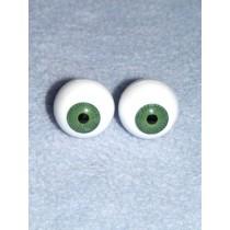  Doll Eye - Krystal - 20mm Med Green