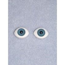  Doll Eye - Paperweight - 18mm Blue