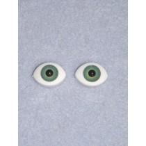  Doll Eye - Paperweight - 20mm Green