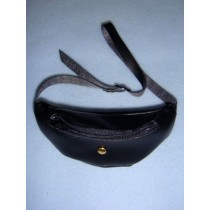 |Doll Fanny Pack - Black