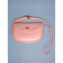 "|Doll Purse - 3"" Pink"