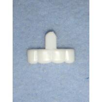  Doll Teeth - Plastic Baby Pkg_12