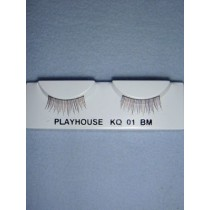 |Eyelashes - Natural - Multi-Brown