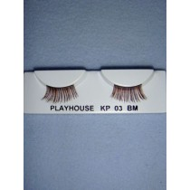 |Eyelashes - Multi-Brown