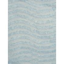 |Fabric-Wavy Chenille-Lt Blue 1_2 y