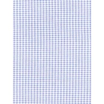 |Fabric - Light Blue Check Knit