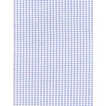 |Fabric - Lt. Blue Check Knit