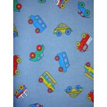  Fabric - Truck Denim - Denim Blue