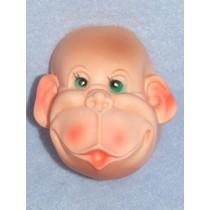 "|Face - Monkey - 4"""