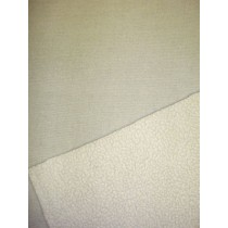 |Fleece Fabric - Gray - 1 Yd