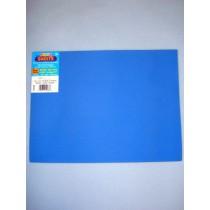 |Foamies Craft Foam - Royal Blue 9x12