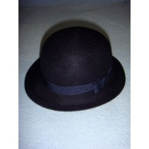 "|Hat - 100% Wool - 15 1_2"" Marine"