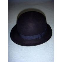 "|Hat - 100% Wool - 15 1_2"" Marine"