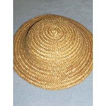 "|Hat - Straw - 12"" Natural"
