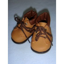 "|Hiking Boots - 3 1_4"" Brown"